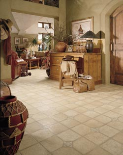 luxury vinyl flooring in lafayette